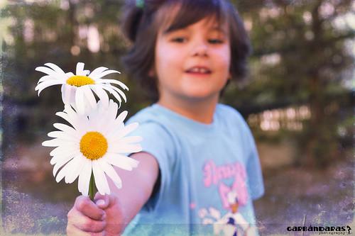 ...mira que bonitas... by Garbándaras