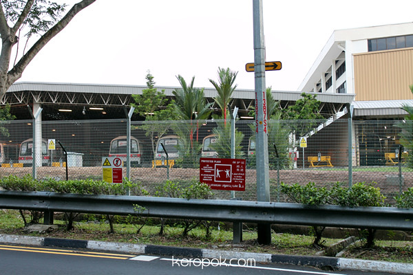 SMRT Double Fence
