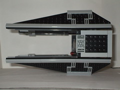 Lego Tie interceptor 1 (LEGO sw fanatic) Tags: star starwars lego tie wars interceptor moc