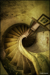 Chateau de la Source (Martino ~ NL) Tags: castle abandoned stairs canon photography fotografie decay exploring mmg staircase forgotten horror chateau martino source luxemburg decayed dilapidated urbex canon 5d urban exploring  exploration martijn zegwaard chateaudelasource