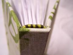 headband looks like a caterpillar  :)