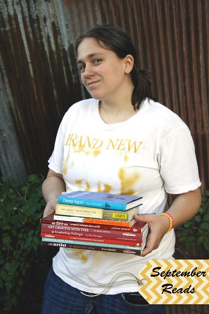 September 2011 Reads
