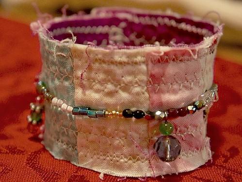 Bead Bracelet 2 by janellcl