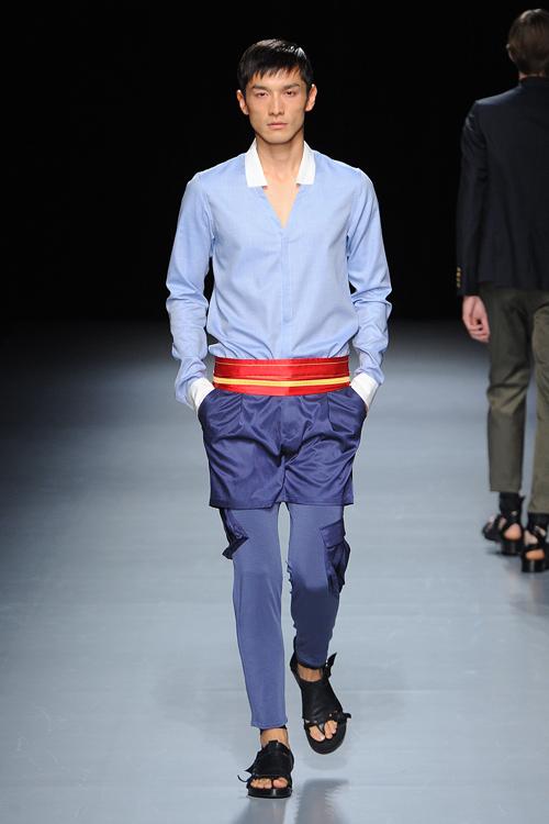 SS12 Tokyo ato004_Daisuke Ueda(Fashion Press)