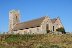 Seaview (EJ Images) Tags: uk england slr church suffolk nikon dslr eastanglia lowestoft nikonslr d90 nikondslr pakefield nikond90 pakefieldchurch dsc711 18105mmlens stmargaretsallsaintschurch