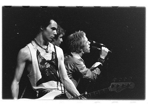 Sex Pistols i Norge, 1977