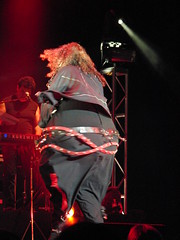 CIMG2650 (DKoontz) Tags: music rock washingtondc dc concert funny casio wierd accordian exilim apocolypse warnertheater weirdalyankovic exf1