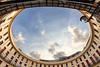 """Plaza Redonda"" (Domonte Design) Tags: plaza sky valencia clouds circle square spain himmel wolken ciel cielo nubes ceo piazza nuages ceu hdr highdynamicrange circulo cerchio cercle plaça kreis bracketing praza nubi horquillado altorangodinamico domonte"