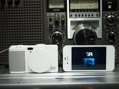 RICOH GR Digital IV (Limited White)