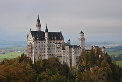 Castillo de Neuschwanstein (Cristina Bruseghini de Di Maggio) Tags: castle alpes germany ii alemania luis castillo baviera luisii neuschanstein dblringexcellence