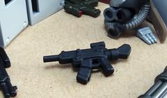 STV-Xcalibur Rifle ([N]atsty) Tags: black sand mod gun lego cut paste glue awesome super modification brickarms