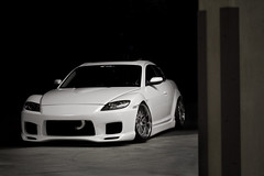1 (violetnites) Tags: auto white sports water car side engineering front stretch bumper pearl feed flush aggressive mazda lm tilt mode bbs rx8 dropped rotary skirts fujita stance coilovers dumped ings fitment inghostcolours powertrix tiltmode43 violetnites