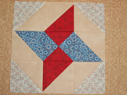 Fat Quarter Star Quilt Along