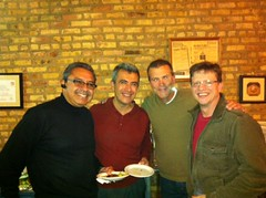 Pilsen Business Networking Event at Fogata Village Restaurant