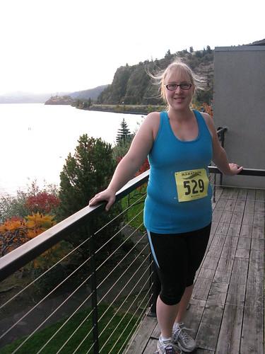 Columbia Gorge Half Marathon