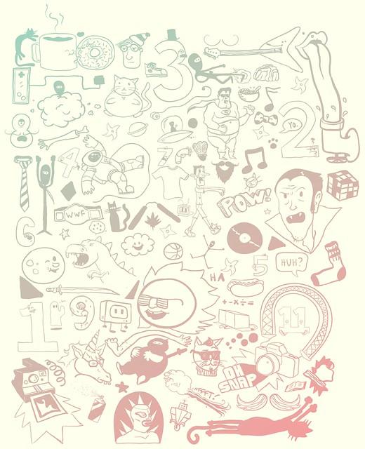 Doodlefest '11 - Color