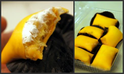 Cempedak Pancake collage