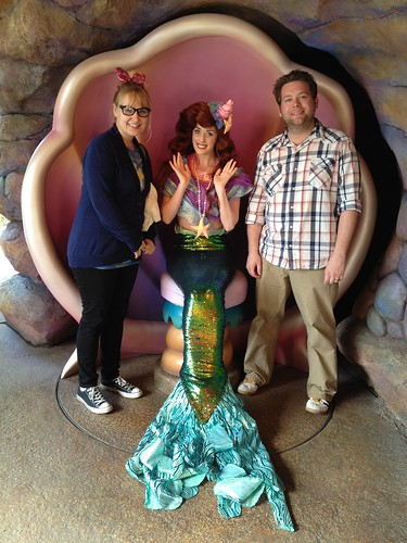 Ariel's Greeting Grotto