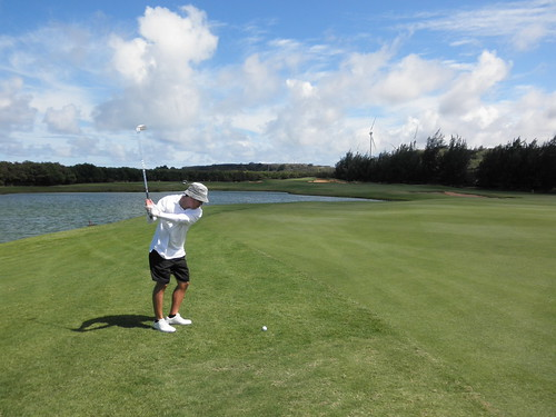 Turtle Bay Colf Course 256