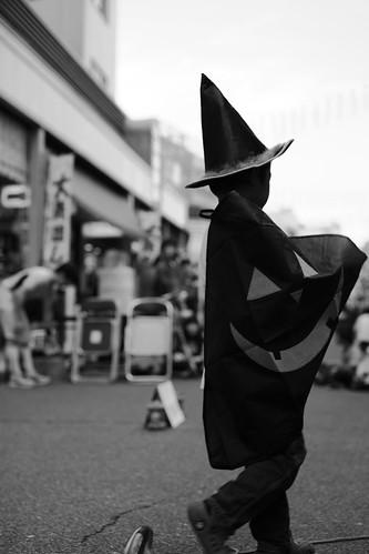 ハロウィンだよ!おおぐちチビッ子フェスティバル