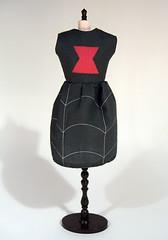 Blythe Black Widow Dress
