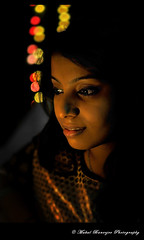 Diwali_19 (Mukul Banerjee (www.mukulbanerjee.com)) Tags: shadow portrait blackandwhite woman inspiration girl beautiful beauty closeup portraits 35mm photography eyes nikon women tanya bokeh pics head sister candid gorgeous delhi indian style images photographs dslr tania newdelhi closer bengali d300 maumita bymukulbanerjee mukulbanerjee mukulbanerjeephotography mukulbanerjeephotography wwwmukulbanerjeecom wwwmukulbanerjeecom