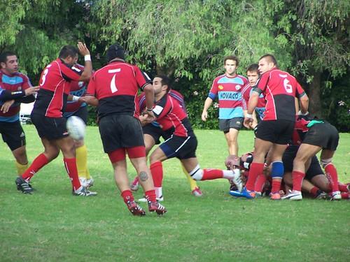 Rugby, prima vittoria per l'Amatori Catania