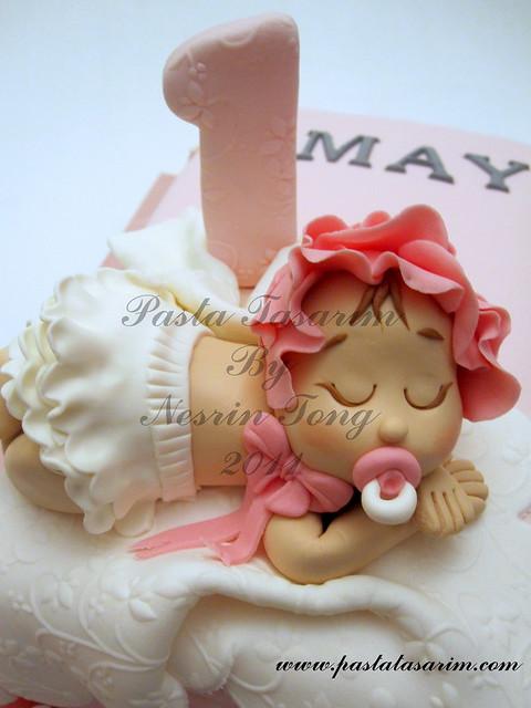 1ST BIRTHDAY CAKE - UMAY