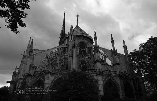 Bonjour Paris~ 巴黎右岸小碎步→龐畢度、西堤島、聖母大教堂、聖路易島R1041374