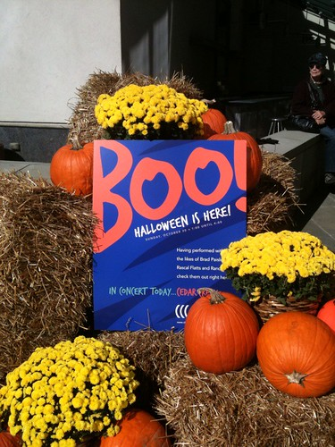 Boo! at the Chevy Chase Center