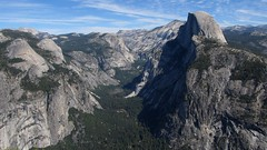 Glacier Point View (Mike Dole) Tags: california halfdome yosemitenationalpark sierranevada glacierpoint tenayacanyon
