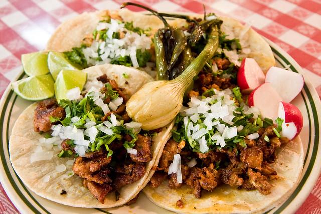 Tacos, Cholula