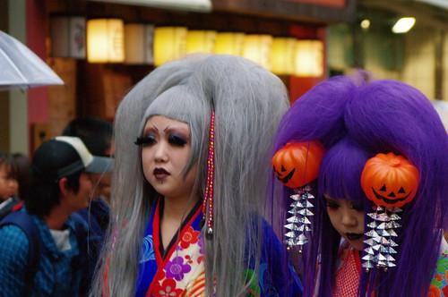 KAWASAKI HALLOWEEN 2011 Parade IMGP8651