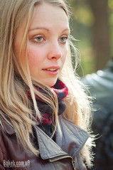 Masha & Vova (Maks Kalyuzhny) Tags: autumn people parks places ukraine kiev kyiv киев осень київ юпитер37а popovamasha голосеевский поповамаша