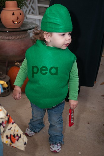 A little pea