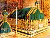 Makam Rosulullah (Elang Prince) Tags: foto prince mosque indah haji gambar masjid alam ummi pemandangan habib elang cerah kaligrafi syech kyai habaib syaikh