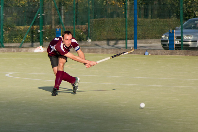 Wapping Hockey Club Men's 2's beat East London at home - 29th October 2011