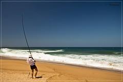 Beach near Durban
