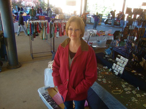 Maker's Fair / Shreveport / Nov '11: Dawn Celles by trudeau