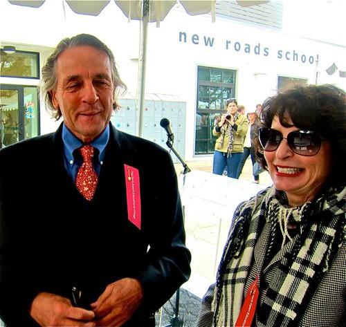 Paul Cummins and Lani Hall