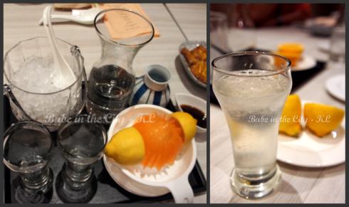 Soju Cocktail (RM24.90)