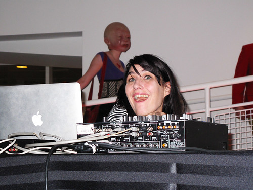 Kathleen Hanna at the High Museum 0187