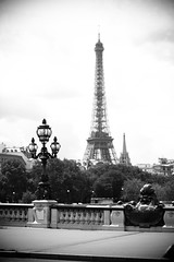 ~~ La dame de fer IV (Ordinary_Folk) Tags: paris france pen minolta eiffeltower olympus adapter 12 58mm parisian ep2 f12 rokkor legacylens