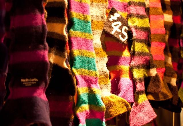 Norah Curtis knits