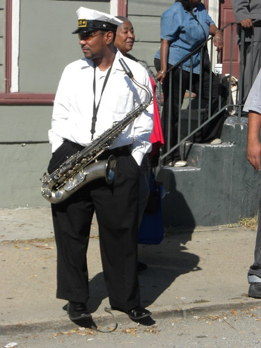 Black Men of Labor Parade