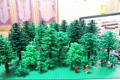 Some call me Tree Herder (SavaTheAggie) Tags: trees sculpture tree forest lego drseuss ent lorax herder