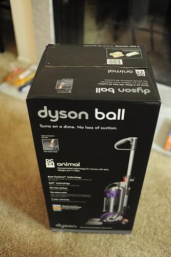 Dyson ball DC24 Animal