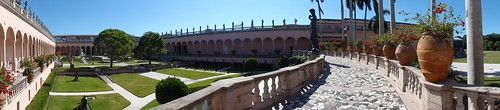 Ringling Museum, outside view