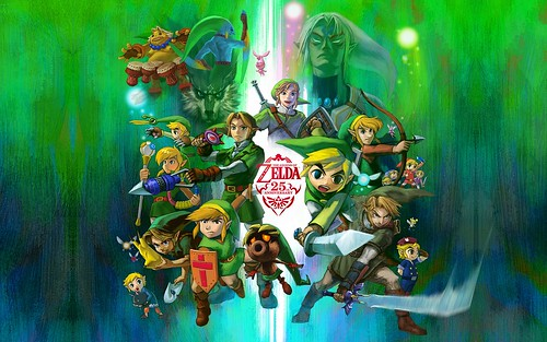 The Legend of Zelda 25th Anniversary