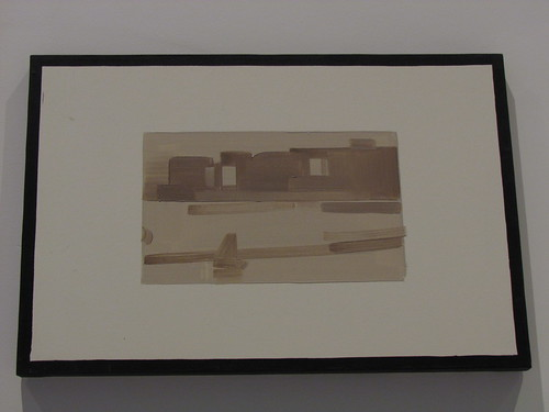 Rafal Bujnowski: Painting of Whistler's Mother